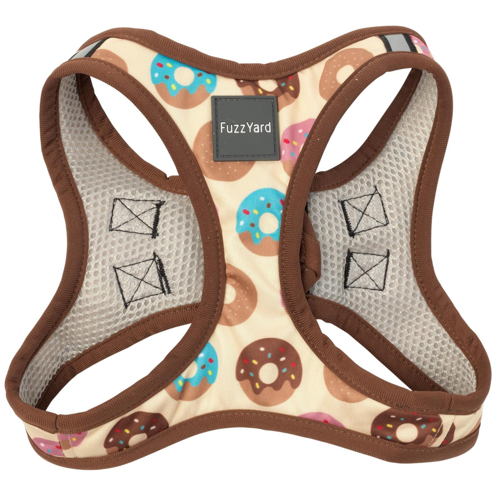 FuzzYard FuzzYard Step-in Harness Go Nuts