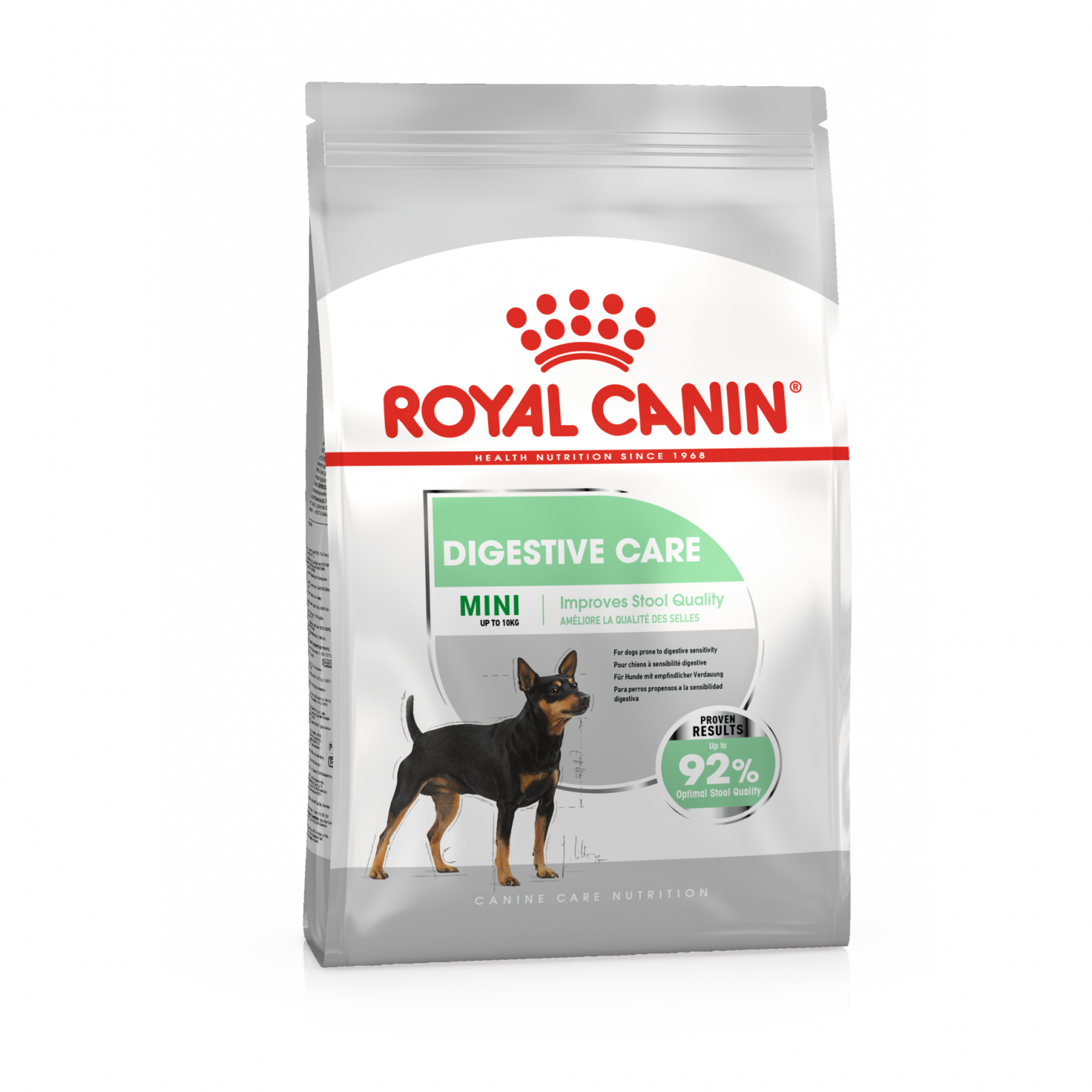 Royal Canin Royal Canin - Adult Mini Small Breed Sensible Digestion Dry Dog Food