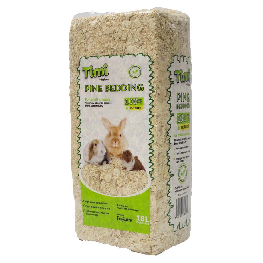Timi Pine Bedding