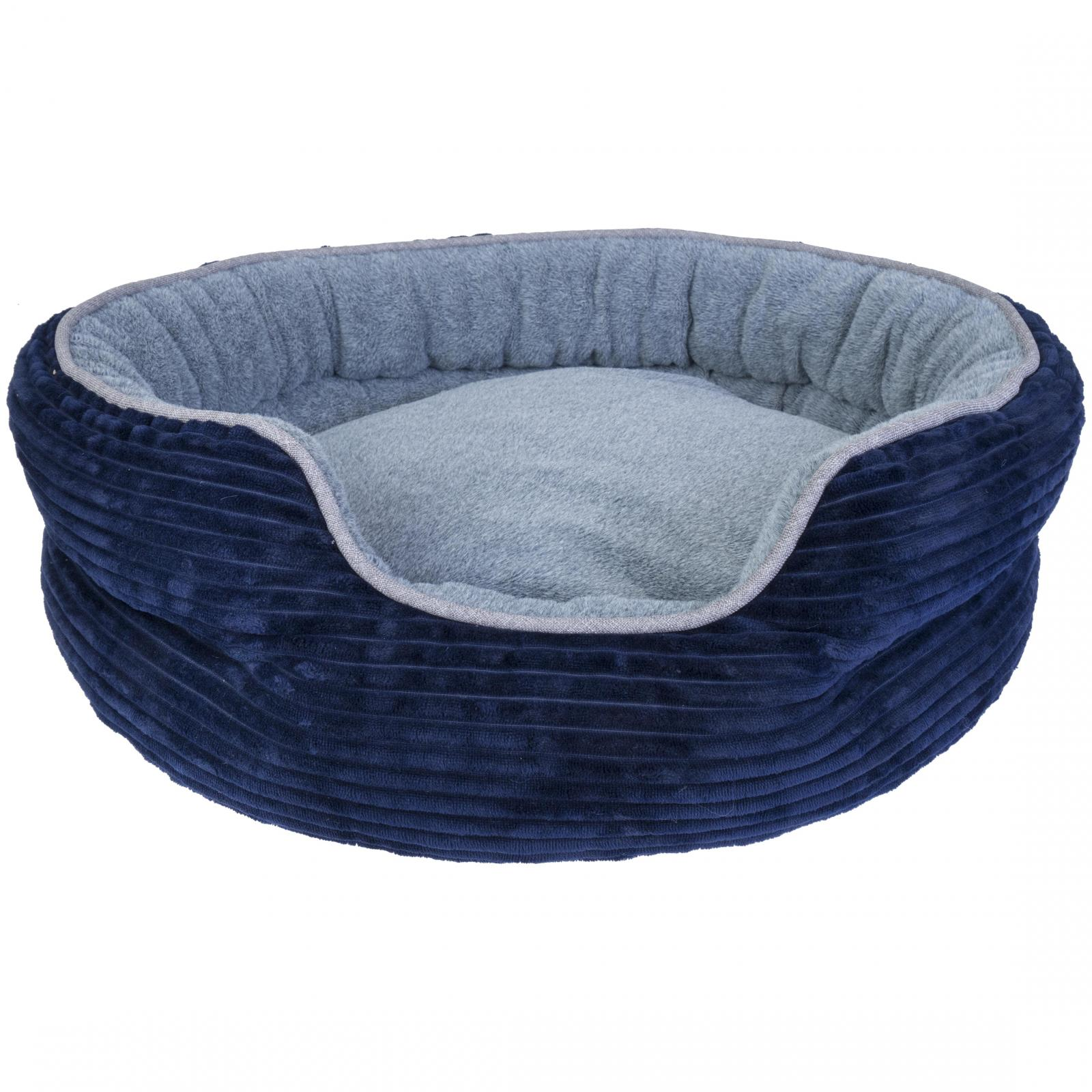 Yours Droolly Yours Droolly Indoor Osteo Round Bed