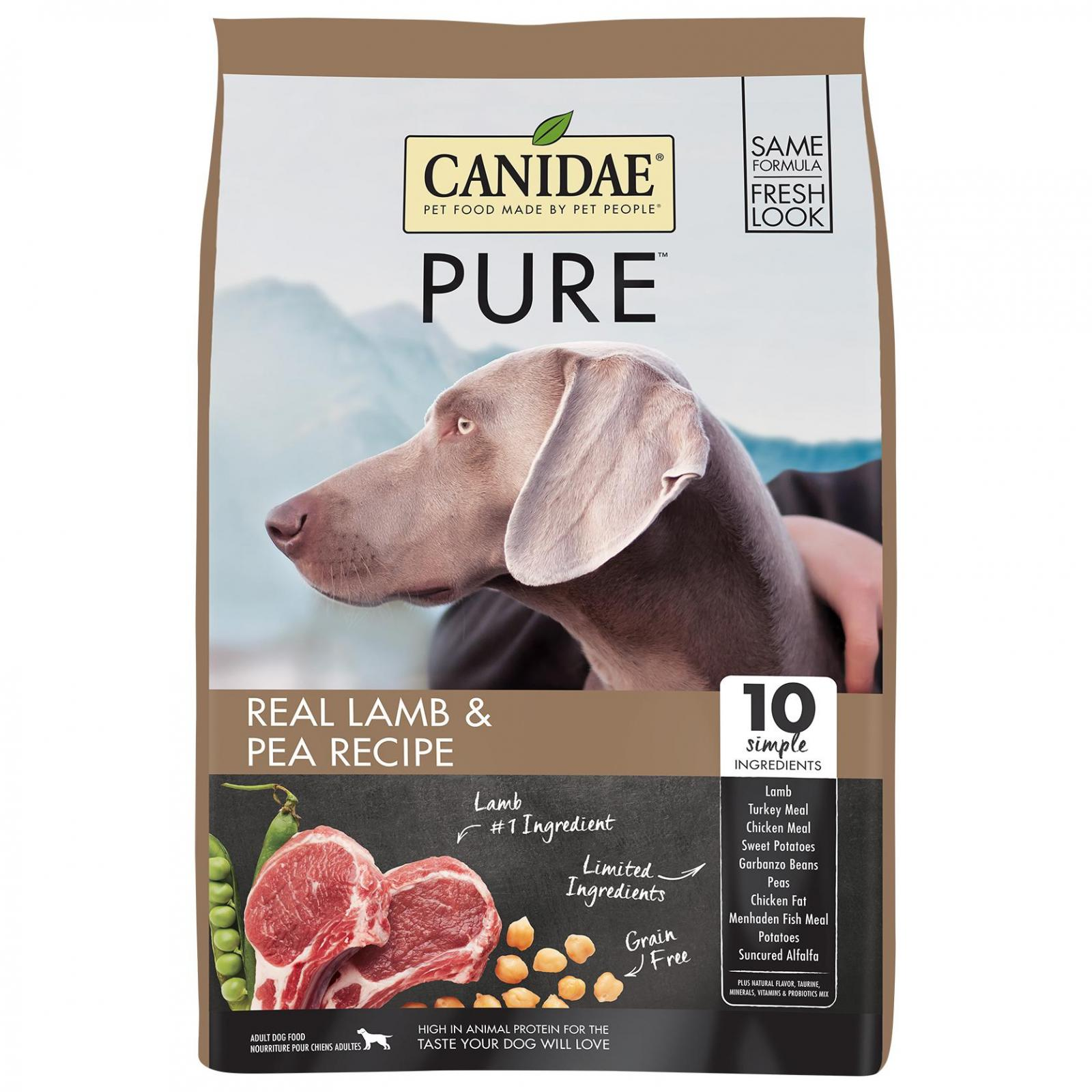 Canidae Canidae PURE Elements Grain Free Lamb Dry Dog Food