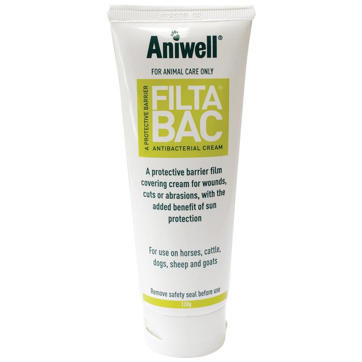 ANIWELL Aniwell Filta Bac Antibacterial Cream 120g