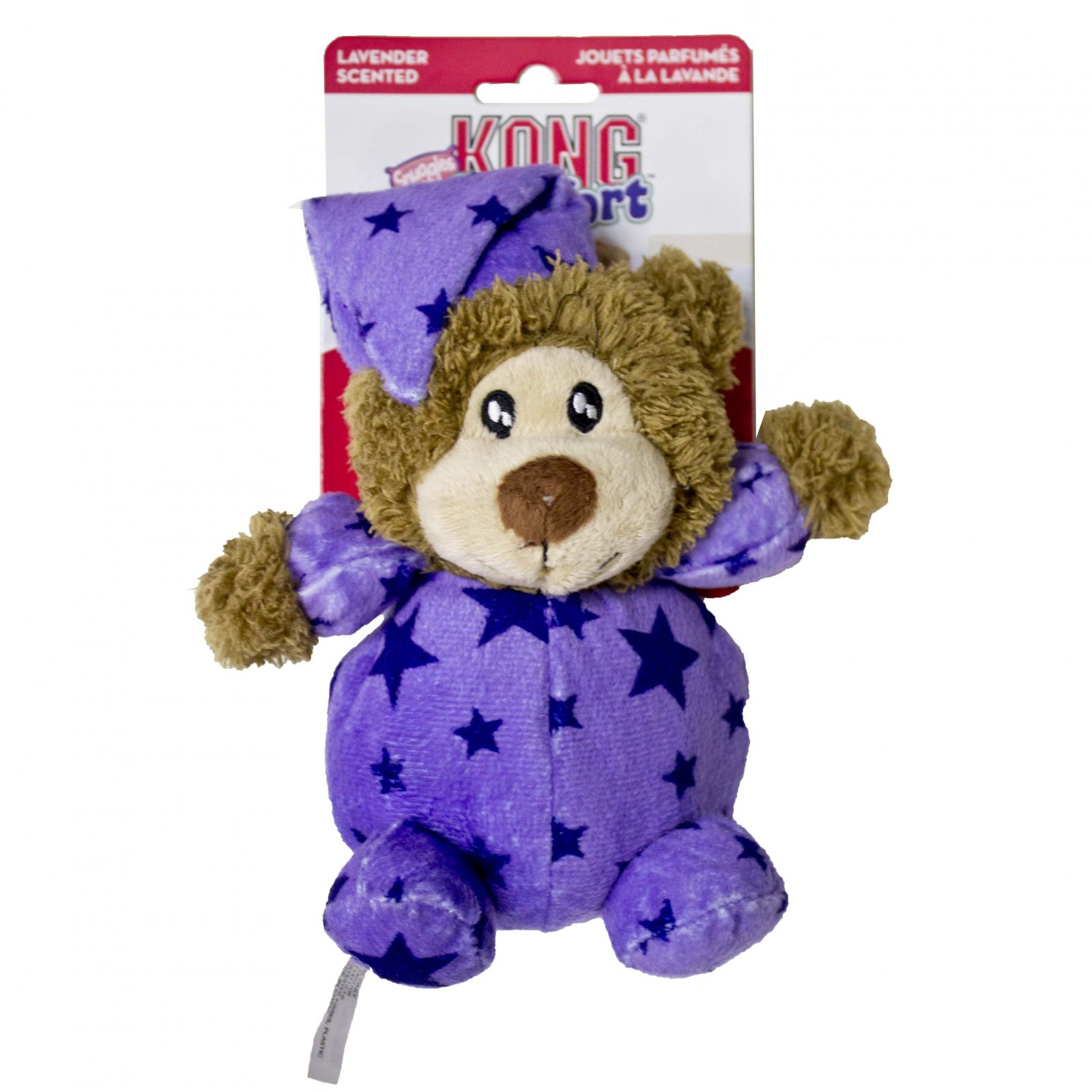 Kong Kong Comfort Snuggles Toy - Assorted Colours