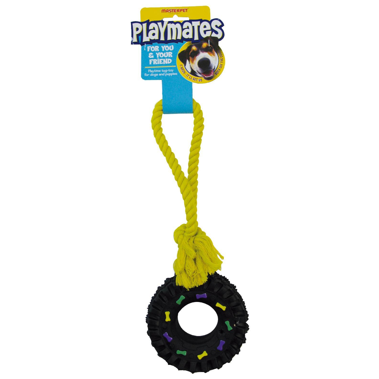 PLAYMATES Playmates Tyre Tug Toy Small