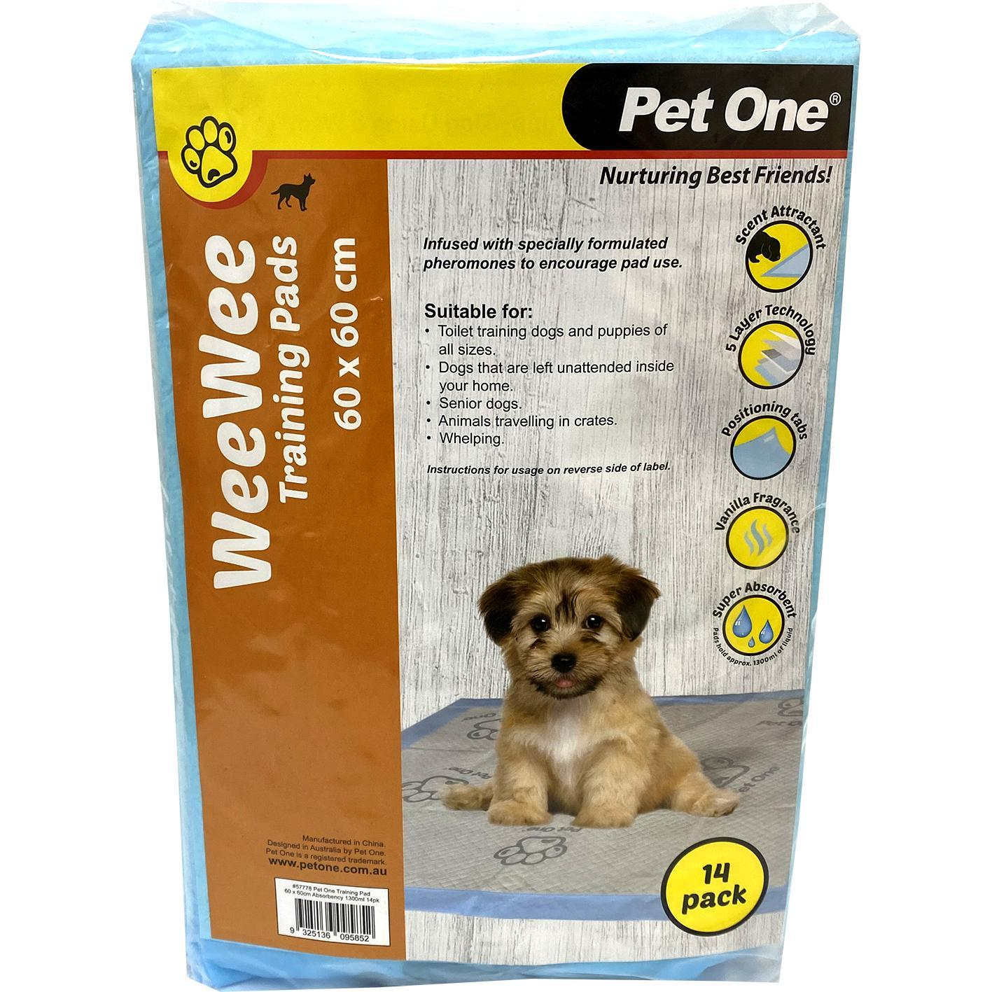 Pet One Pet One Training Pads